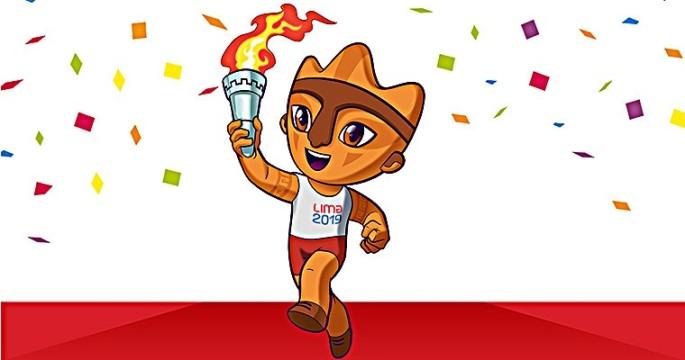 Milco, la mascotte des jeux Bolivarianos 2019 de Lima