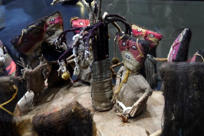 Poupées Chancay - Musée amano