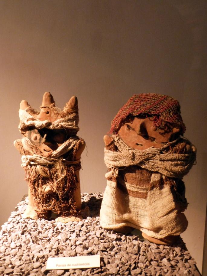 Cuchimilcos - Museo de arqueologia antropoligia y historia el Peru